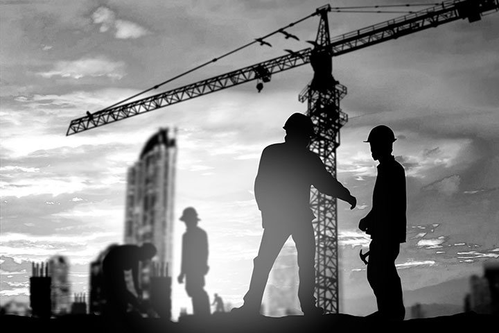 BA in Construction Management: Building Foundation and Structure Construction Industries
